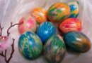 Jednostavno i zanimljivo bojanje uskršnjih jaja – Simple coloring easter eggs