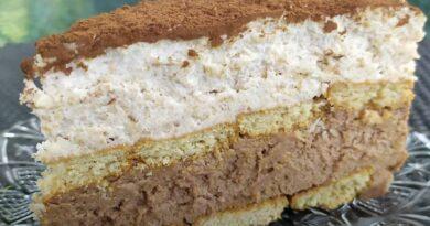 Najbrža plazma krem torta – manje od 10 minuta vam je potrebno! Ne peče se, ne kuva, samo umutite složite i to je to
