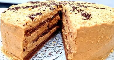 Karamel plazma torta, ukus savršenstva! Najlepša torta za koju će vam svi tražiti recept