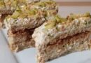 Slana torta sa kikirikijem i tunom – posno hladno predjelo