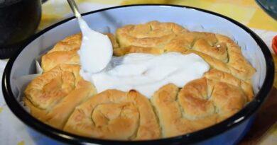 Stara tradicionalna Vranjanska Pita: Brzo se pravi a isto tako brzo i pojede