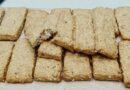 Integralni keks sa semenkama zdrava grickalica koja se brzo napravi