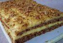 Najukusnija torta od oraha na svetu! Lagana torta sa 10 kašika oraha