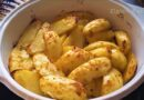 Krompir iz rerne za sve prilike,brza i laka priprema da jednostavnije nemože