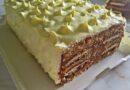 Orah torta sa jafa keksom i plazmom
