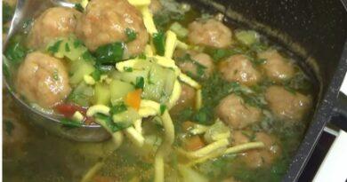 HIT! Bistra čorba/supa koju često kuvam za moju porodicu.Zdrav,ukusan obrok-koju bi jeli svaki dan