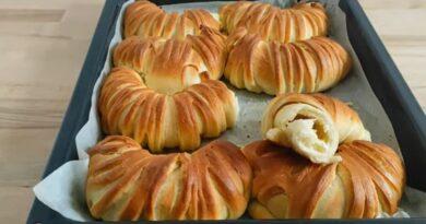 Kifle sa sirom recept – Pamuk kifle kao iz pekare!