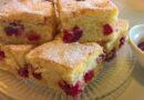 Jednostavan kolac koji se brzo priprema. Prelepog ukusa i mirisa: Mera na čaše