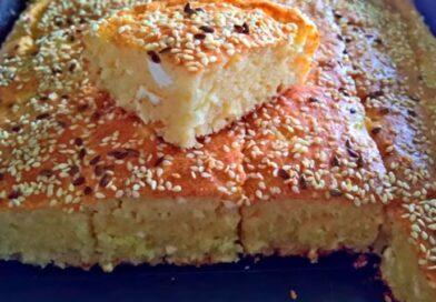 Najbrža pita sa sirom i grizom – Neverovatno ukusna