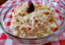 Salata sa kupusom i šargarepom – Neodoljiv ukus