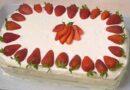 Brza torta sa jagodama: Vrlo ukusna i brza za pripremu, bez pečenja kora
