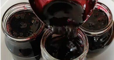 SLATKO OD KUPINA – Kako napraviti slatko od kupina, spremno za 20 minuta!