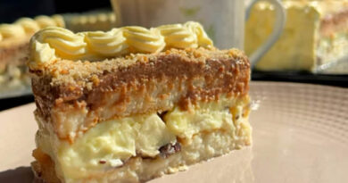 Ukus koji se ne zaboravlja – Torta sa krem bananicama i piskotama