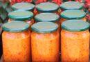 Ajvar recept/Najukusniji starinski ajvar od cepkane paprike