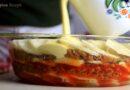 Klasična musaka od krompira koja se uvek dobro pojede. Jednostavno, ukusno i sočno jelo iz rerne.