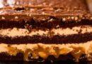 Čokoladna torta – Ogromni Snickers!