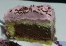 Jednostavna torta gotova za 15min.Topi se u ustima,nema pečenja,a kombinacija čokolde i voća opija