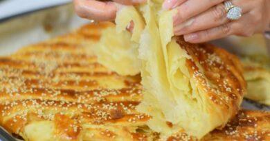 Najukusnija prazna lisnata pita – burek, koju smo do sada probali! Pita koja nestane za tren