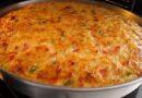 Turska pita za kojom je poludeo ceo svet: Ne trebaju vam kore, samo krompir, paprika i još par sastojaka
